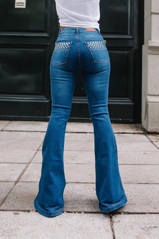 Pantalon Oxford Night