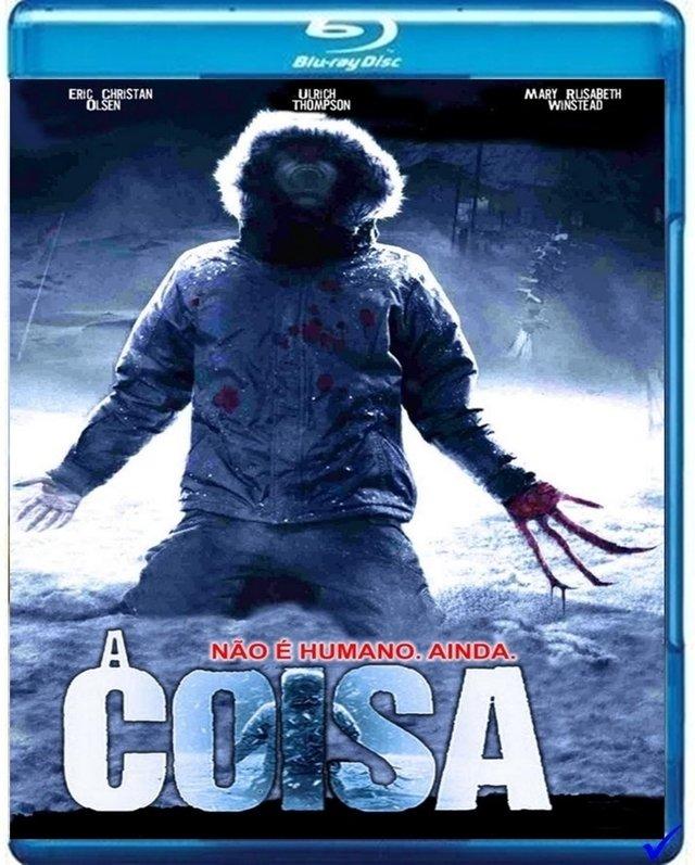 A Coisa (2011) Blu-ray Dublado E Legendado