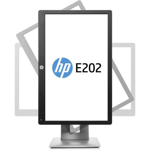 "MONITOR 20"" HP E202 ELITE HDMI IPS"