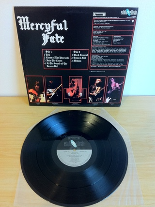 Mercyful Fate - Melissa [LP] na internet