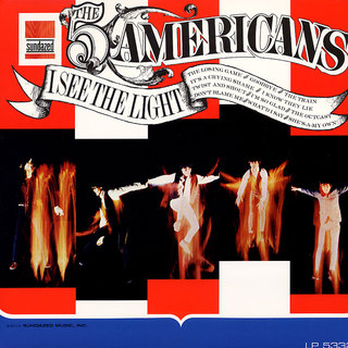 Five Americans - I See The Light [LP] - comprar online