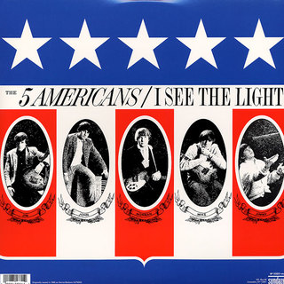 Five Americans - I See The Light [LP] na internet