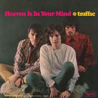 Traffic - Heaven Is In Your Mind [LP] - comprar online