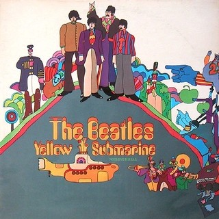 Beatles - Yellow Submarine [LP] - comprar online