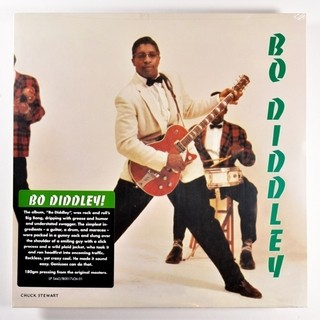 Bo Diddley - Bo Diddley [LP] - 180 Selo Fonográfico