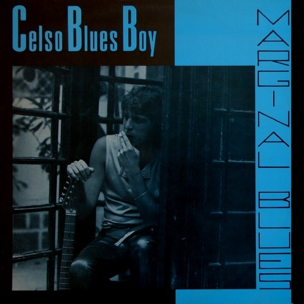 Celso Blues Boy - Marginal Blues [LP] - comprar online