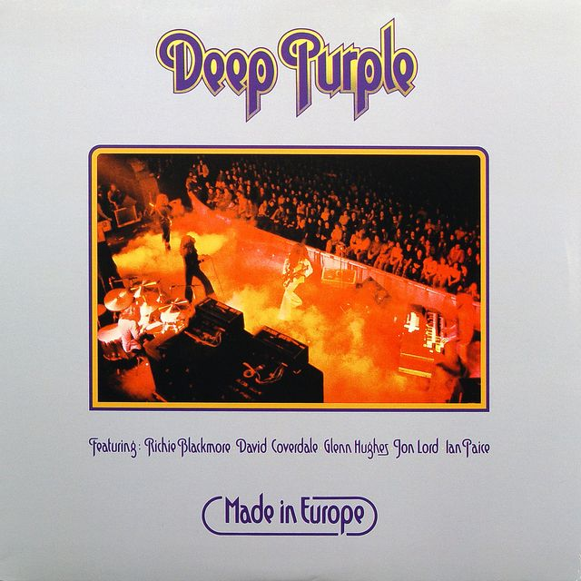Deep Purple - Made in Europe [LP] - comprar online
