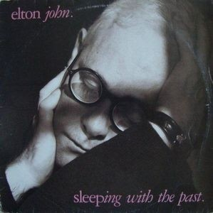 Elton John - Sleeping With The Past [LP] - comprar online