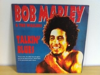 Bob Marley & The Wailers - Talkin' Blues [LP] - comprar online