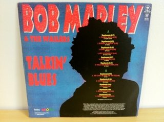 Bob Marley & The Wailers - Talkin' Blues [LP] na internet