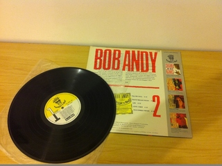 Bob Andy - The Best of Bob Andy [LP] - 180 Selo Fonográfico
