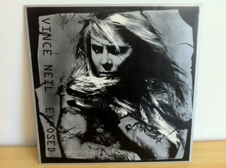 Vince Neil - Exposed [LP]   - comprar online