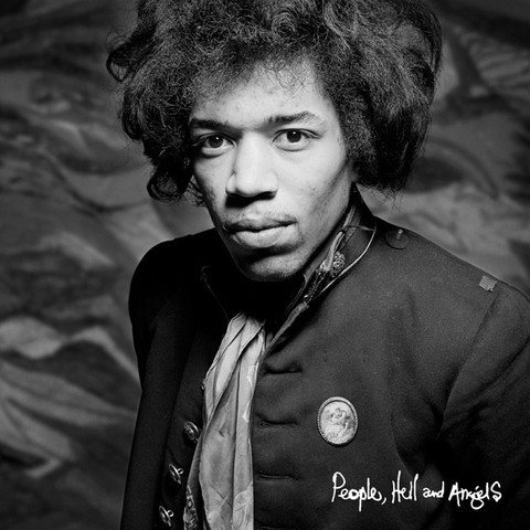Jimi Hendrix - People, Hell and Angels [LP Duplo] - comprar online