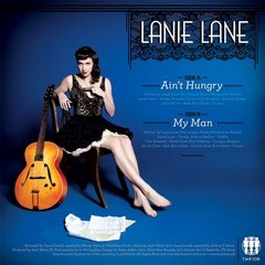 Lanie Lane - Ain't Hungry / My Man [Compacto]