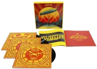 Led Zeppelin - Celebration Day [Box 3 LPs] - comprar online
