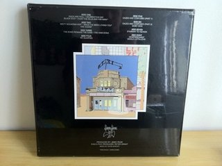 Led Zeppelin - The Song Remains The Same [Box 4 LPs] - comprar online