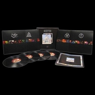 Led Zeppelin - The Song Remains The Same [Box 4 LPs] na internet
