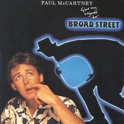 Paul McCartney - Give My Regards to Broad Street [LP] - comprar online