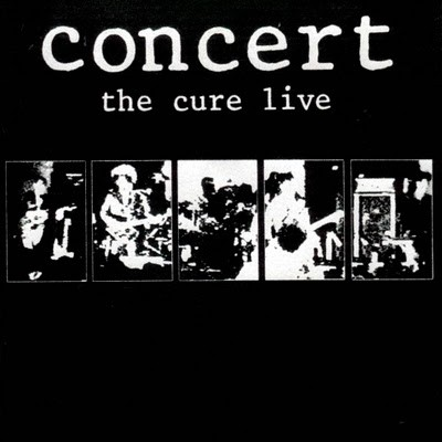 Cure - Concert: The Cure Live [LP]