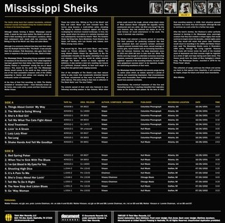 The Mississippi Sheiks - Complete Recorded Works In Chronological Order Vol. 3 [LP] na internet