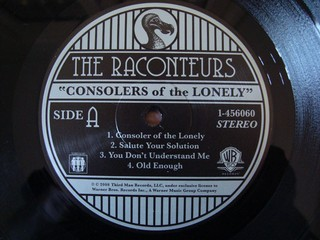 Raconteurs - Consolers Of The Lonely [LP Duplo] na internet