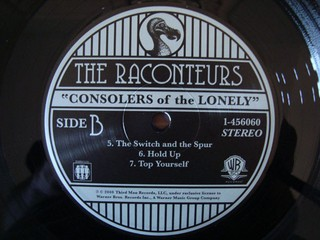 Raconteurs - Consolers Of The Lonely [LP Duplo] - 180 Selo Fonográfico
