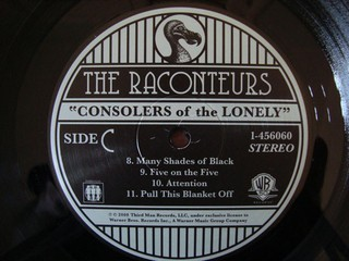 Raconteurs - Consolers Of The Lonely [LP Duplo] - loja online