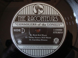 Imagem do Raconteurs - Consolers Of The Lonely [LP Duplo]