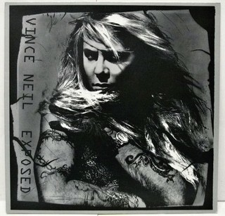 Vince Neil - Exposed [LP]