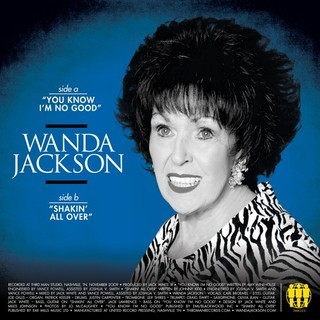 Wanda Jackson - You Know I'm No Good / Shakin' All Over [Compacto] - comprar online