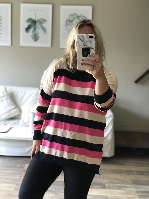 Sweater stripes Bremer