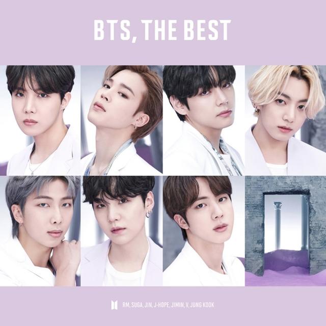 BTS: The Best (Japanese Album) - Comprar em Vante Store