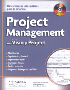 Project Management Con Visio Y Project
