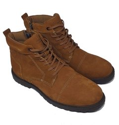 BOTA WEST COAST MASCULINA - WHISKY-40829