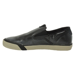Sapatênis Slip On Masculino West Coast Cleveland Preto-45945 - comprar online