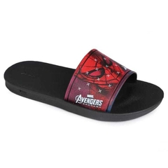 Chinelo Slide Infantil Rider Marvel-48296