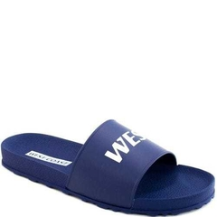 Chinelo Slide Masculino West Coast Azul-44739