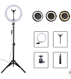 Ring Light Led 26cm Completo - comprar online