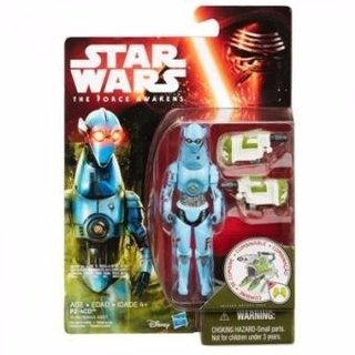 Boneco Jungle Star Wars Episódio Vii Pz-4co B3445