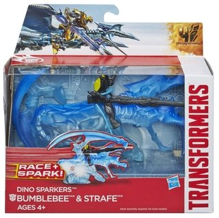 Transformers 4 - Bumblebee E Strafe