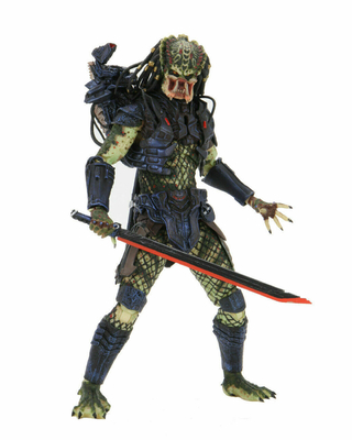 Predator 2 Ultimate Armored Lost Predator Neca