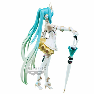 Banpresto Sq Quality Racing Miku Bandai