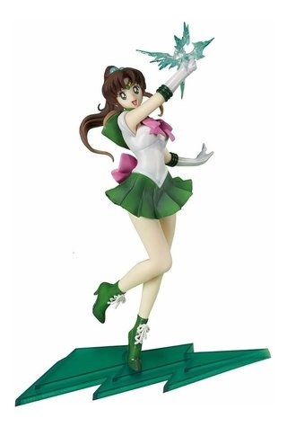 Sailor Moon Jupiter - Figuartszero - Bandai