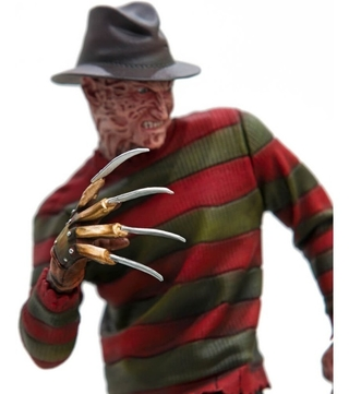 Estátua Freddy Krueger 1/10 Art Scale Regular Iron Studios