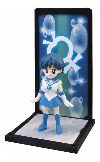 Sailor Moon Mercury - Tamashii Buddies - Bandai