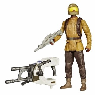 Boneco Jungle Star Wars Ep Vii Resistance Trooper B3445