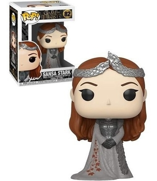 Boneco Sansa Stark 82 - Funko Pop Game Of Thrones