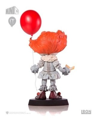 It Pennywise - Deluxe Mini Co Horror Iron Studios