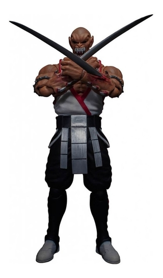 Baraka - 1/12 Scale - Mortal Kombat - Storm Collectibles
