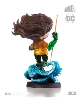 Aquaman - Deluxe Movie Mini Heroes - Mini Co Iron Studios